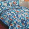 Sprei Made By Order Doraemon Stamp