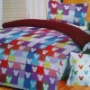 Sprei Made By Order Mickey rainbow kotak